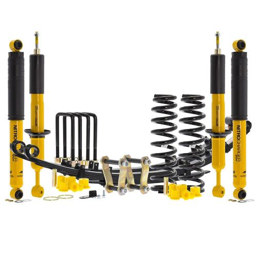 "Toyota Hilux 1 ½"" (40mm) Suspension Lift Kits"
